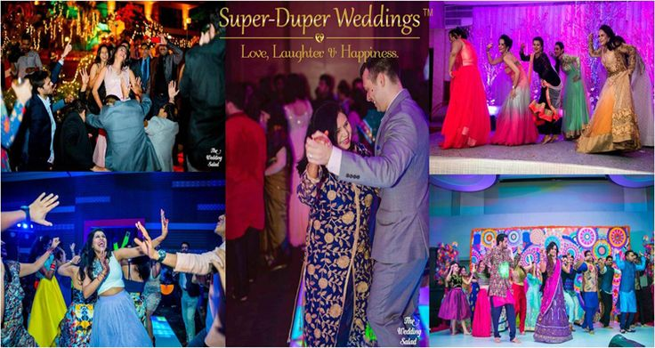 Music is love, music is energy, music is celebration and music is the essence of a Sangeet Celebration! The most enjoyable, interactive and celebratory function of your wedding And we, at Super-Duper Weddings will add glitz, glamour and color to your Sangeet/Cocktail and make it grand! Check out their services on the link below...http://www.superduperweddings.com/ #Sangeet #Sangeetkiraat #Sangeetmusic #Sangeetdance #Weddingcelebration #Happycouples #forever #brideandgroom #weddingphotography