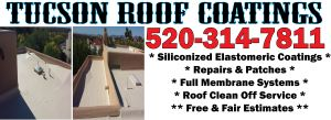 Professional Roof Coating - http://tucsonroofcoatingsllc.com/?p=819