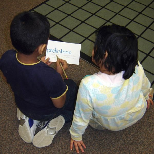 INSTRUCTION: Who doesn't love a game!? Students will be highly motivated to practice their vocabulary word- learning strategies by playing Balderdash (PRF). This game facilitates learning about root words, prefixes, and suffixes to help with spelling, reading, and vocabulary (BLD).