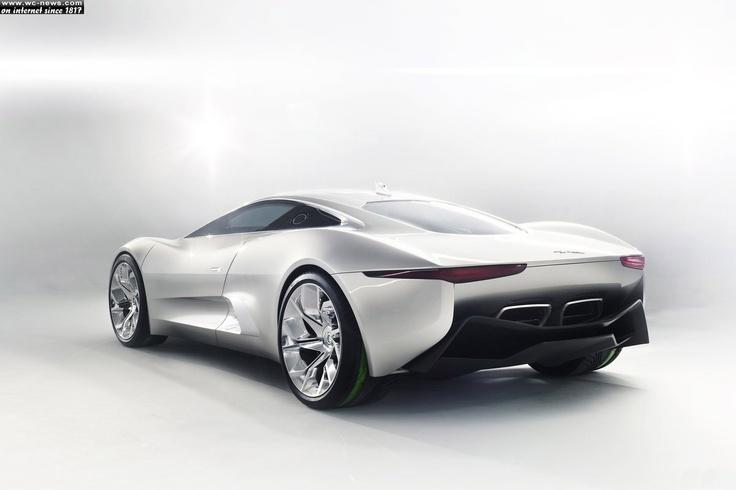 Jaguar Hybrid C-X75 Source: http://www.wc-news.com/jaguar-hybrid-c-x75-concept-jaguar-cars-and-williams-f1/#
