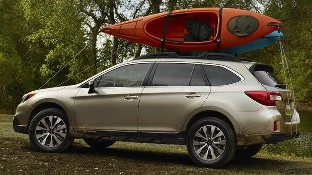 Subaru Outback /// car