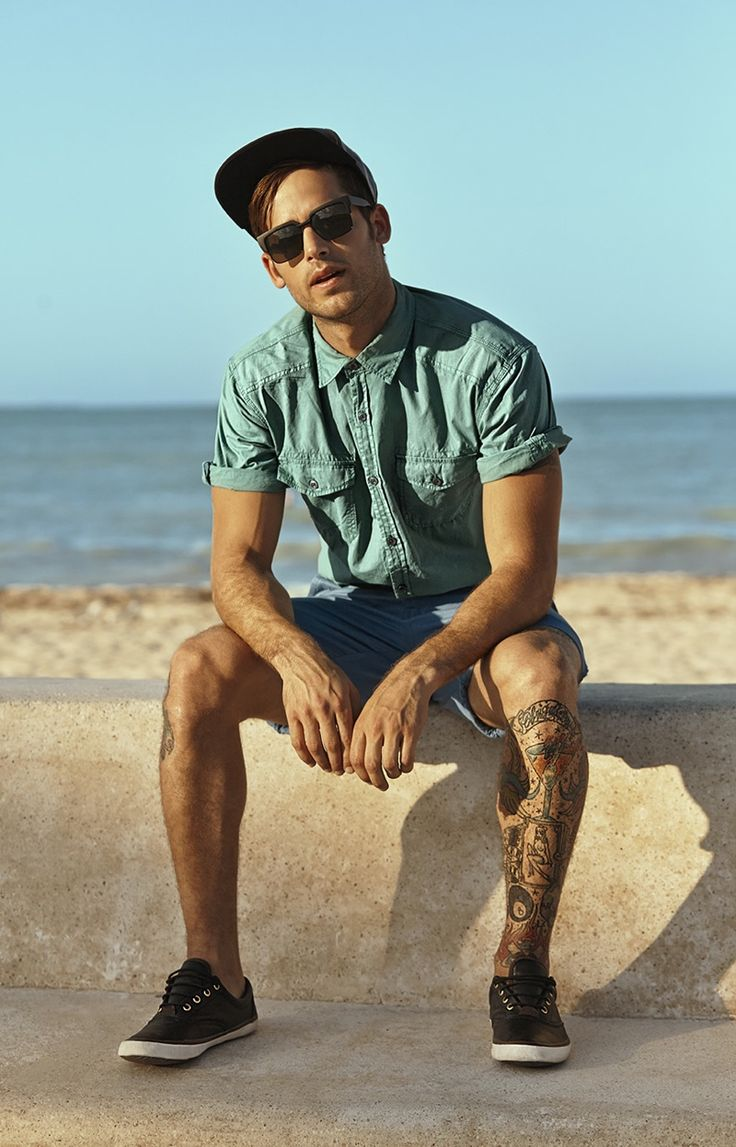LOB Heads To The Beach For Spring/Summer 2014 Campaign | Summer Wear Sleeve And Summer
