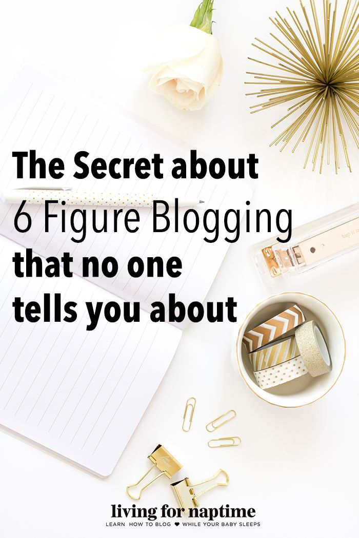 "I see so many ""6 Figure Blogging Success"" courses & promises plastered all over Facebook & Pinterest, that I just want to puke. It's so disheartening to see people selling the dream of being a successful blogger as a get rich quick scheme or a formulaic equation. There is no single formula that will make …"