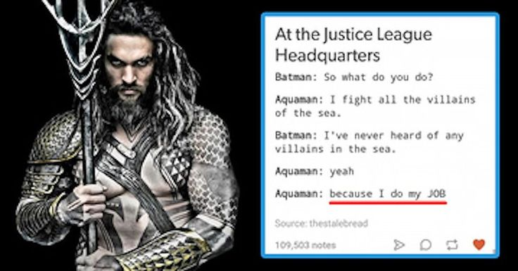 15 Times Tumblr Blew Open The DC Universe #collegehumor #lol