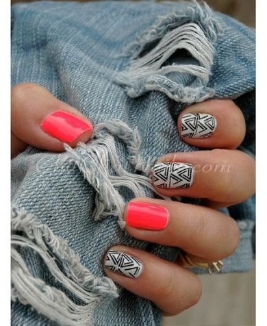 Nail Art Invasion: The 49 best manis of 2012 | nail it galleries feature beauty tips beauty 2 beauty 2  pictures