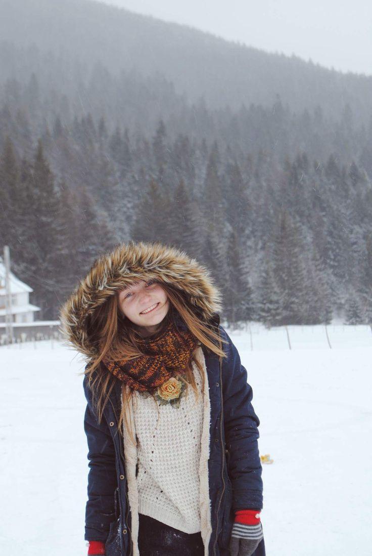 Winter freeze.
