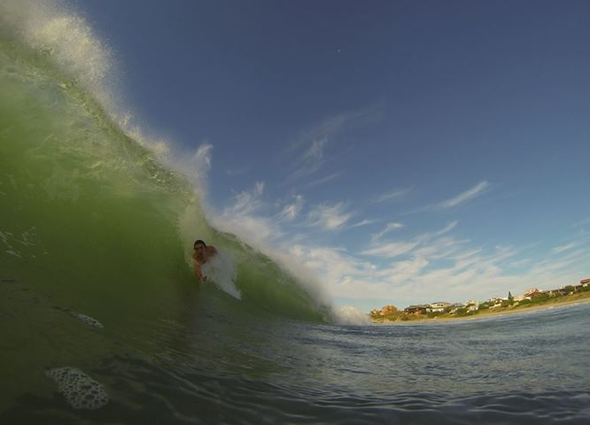 BARRELS PLEASE - What an awesome weekend of bodysurfing in Britannia Bay. Thanks to Stuart Sean Lee for taking some radical shots with his GoPro!!!  #bodysurfing #britanniabay #westcoast #waves #gopro