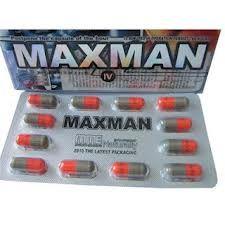 OBAT KUAT SEX PRIA MAXMAN CAPSUL OBAT TAHAN LAMA - http://clinic-herbal.com/obat-kuat-pria-maxman-capsule/