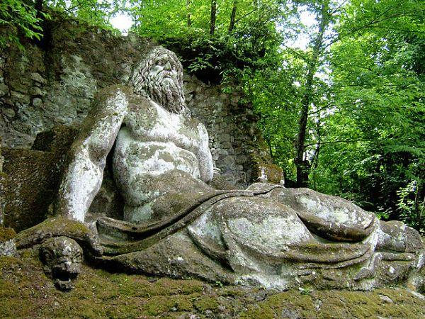 Best Bomarzo Parco dei Monstri Italy us Renaissance Park