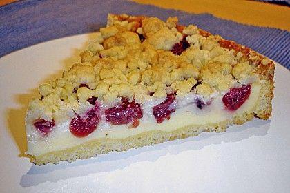 Pudding - Streusel - Kuchen (Rezept mit Bild) von Stetim | Chefkoch.de