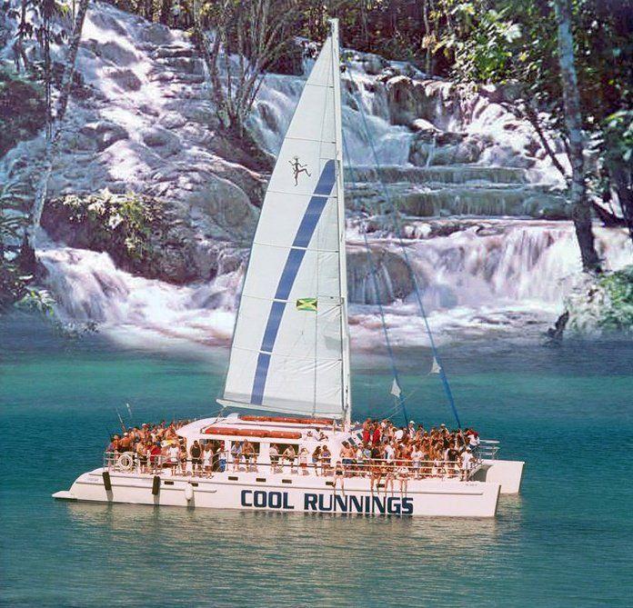 Ocho Rios; Cool Runnings Catamaran party excursion that