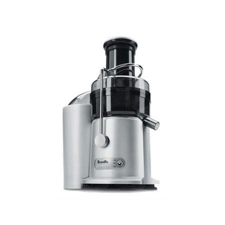 Save yourself time and money by making fresh carrot apple pear or your own unique juice blend in seconds! The Breville Juice Fountain Plus is the fastest most effective juicer on the market thanks...