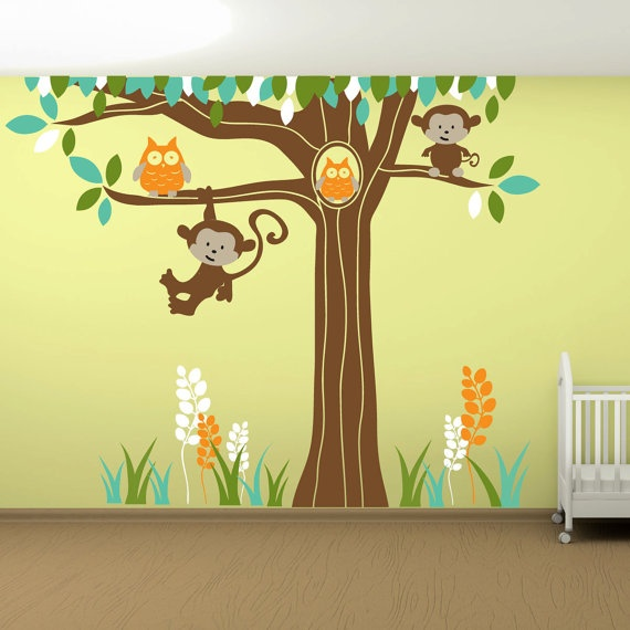 21 best Funky Wallpapers images on Pinterest | Child room, Craft ...
