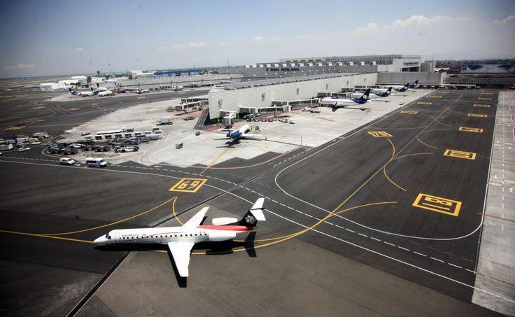 Cambio de horario en el aeropuerto internacional de la CDMX