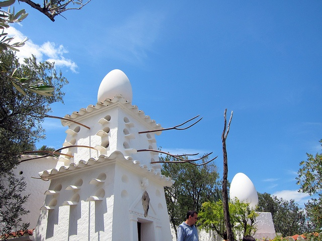 Port Lligat, Salvador Dali's house. We had to go twice to absorb the amazing time capsule.