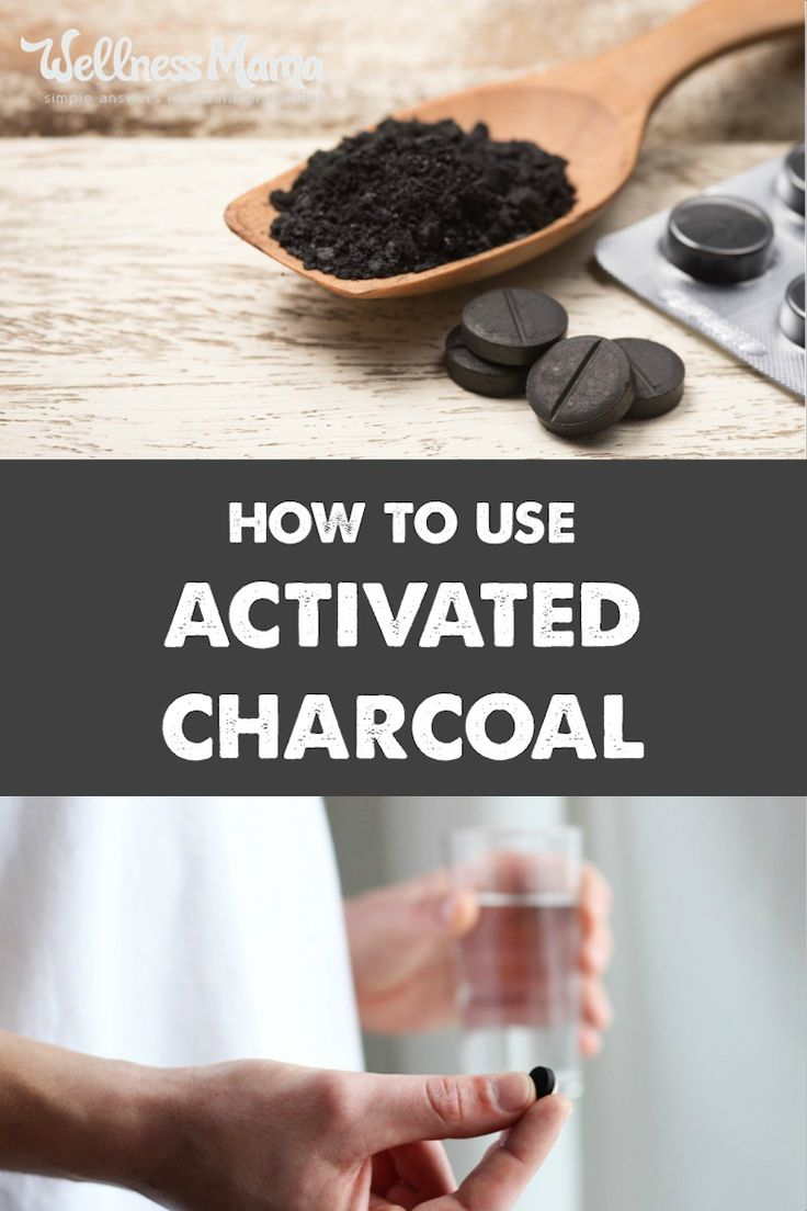 Activated charcoal is a good resource for teeth whitening, in case of accidental poison ingestion, and spider bites and similar maladies.