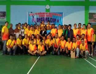 Turnamen Bulu Tangkis PB Dharma Diharap Majukan Olahraga Bukit Batu