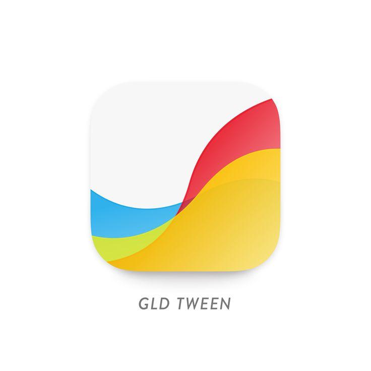 GLD Tween アイコン