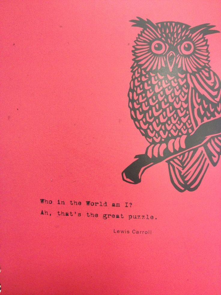 Lewis Carroll quote #theworld