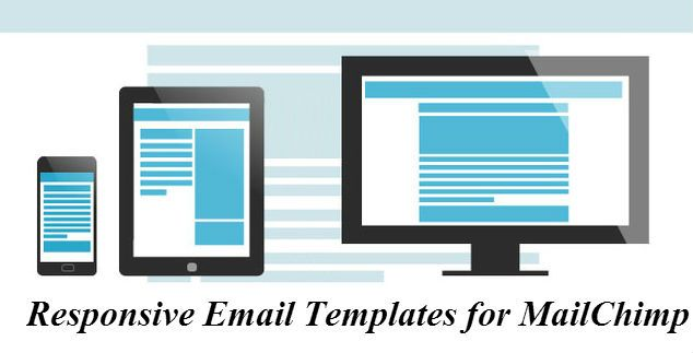 Best PSD To Responsive Email Template Images On Pinterest - Mobile friendly email templates