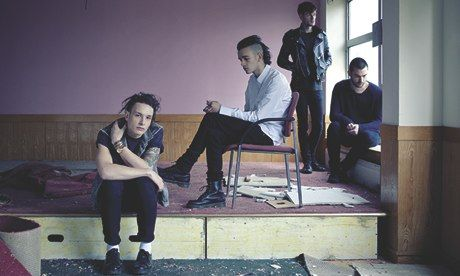 'I feel like there's a genuine hole in me' … Matt Healy and the 1975. Inspiring and awesome article.. I know.. Nerdy of me.