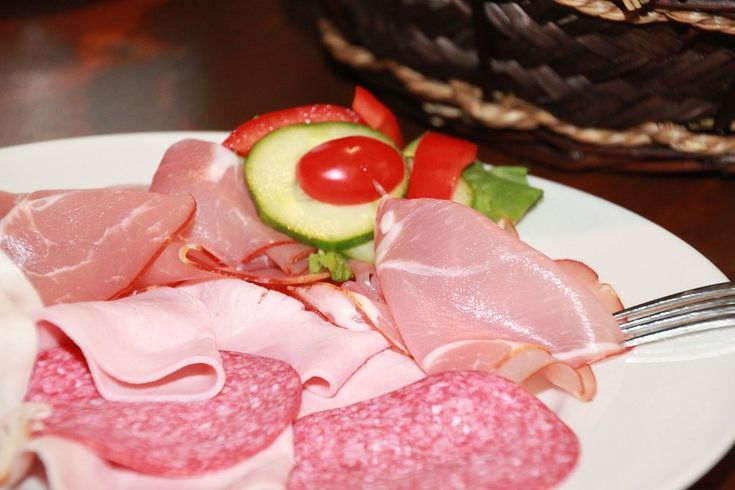 delicious salami