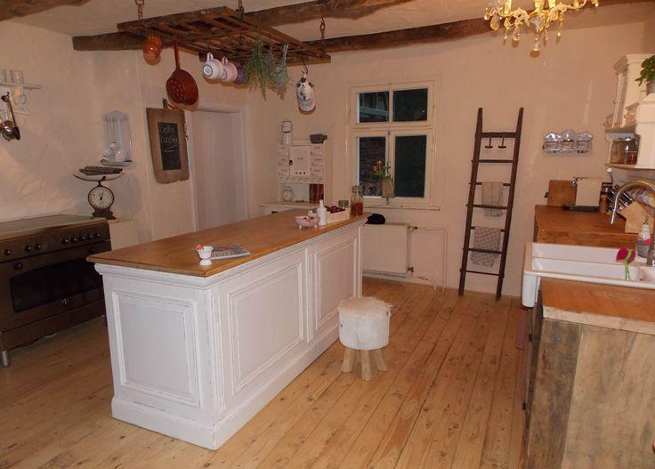 18 best Unsere private Landhausküche mit Kücheninsel shabby chic - shabby chic küchen