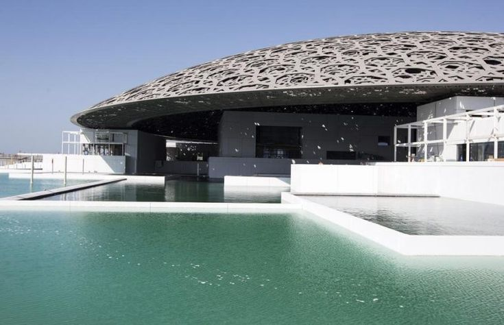 Top 5 Reasons to Visit the Louvre Abu Dhabi - #AbuDhabi #Luxury #dreamvacation
