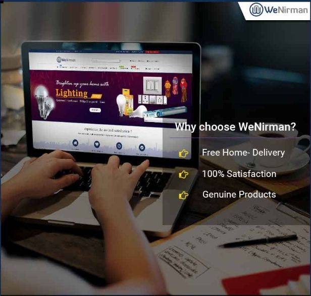 #WeNirman is one of the #leading #brands in #retail #sector offering #great #opportunities. For details reach us at 97178-99733 or mail us at info@franchisezing.com