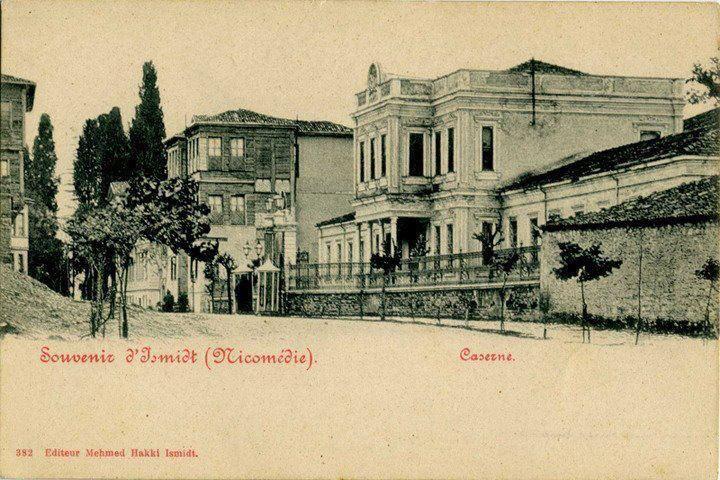 """1836 Redif Binası """"Izmit'teki askeri depo"""""""
