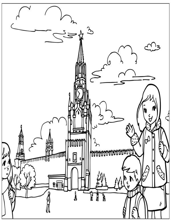 Lugares Del Mundo 2 Dibujos Faciles Para Dibujar Para Ninos Colorear Malvorlagen Ausmalbilder Zum Ausdrucken Malvorlagen Fur Kinder