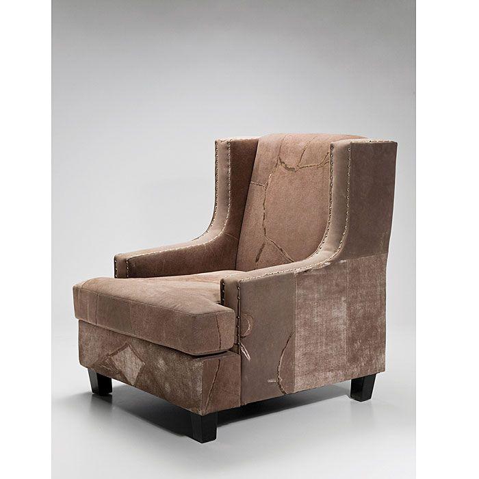 Fauteuil Embassy Vintage is een knusse stoel uit de collectie van Kare Design met een populaire vintage-look en is nu verkrijgbaar bij Furnies.nl voor €278,- !