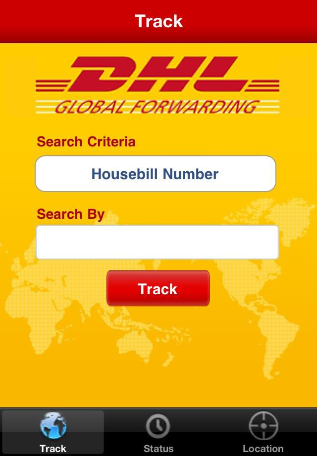 dhl courier tracking international