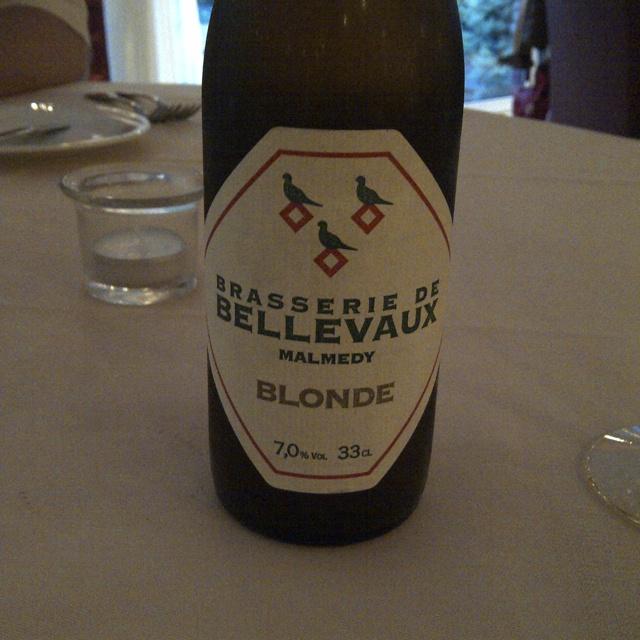 Brasserie de Bellevaux, Malmedy Belgium