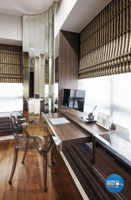 Contemporary, Modern, Scandinavian Design   Bedroom   Condominium   Design  By Edgeline Planners Pte Ltd