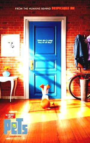 Full CineMaz Link FULL Filme The Secret Life of Pets Download Online gratuit…