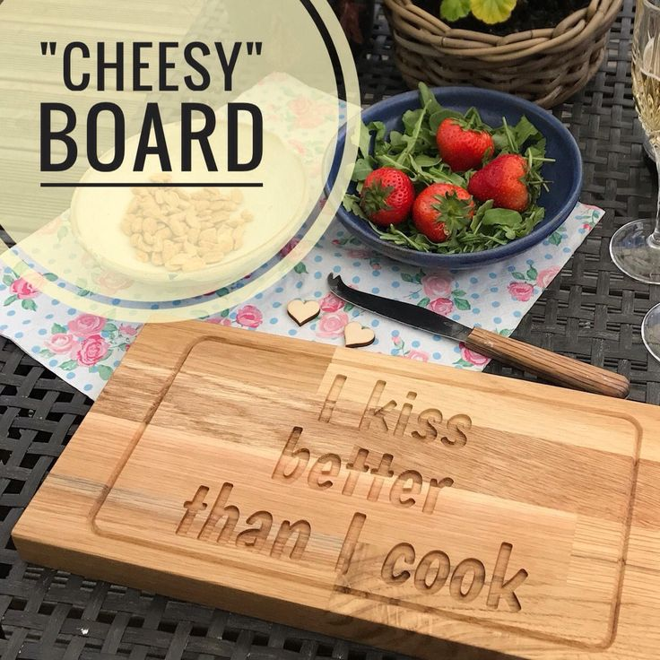 Oak board personalised, cheese, chopping, solid oak, fun gift, cheeky, cheesy by ModernMillaMakes on Etsy https://www.etsy.com/uk/listing/521043936/oak-board-personalised-cheese-chopping