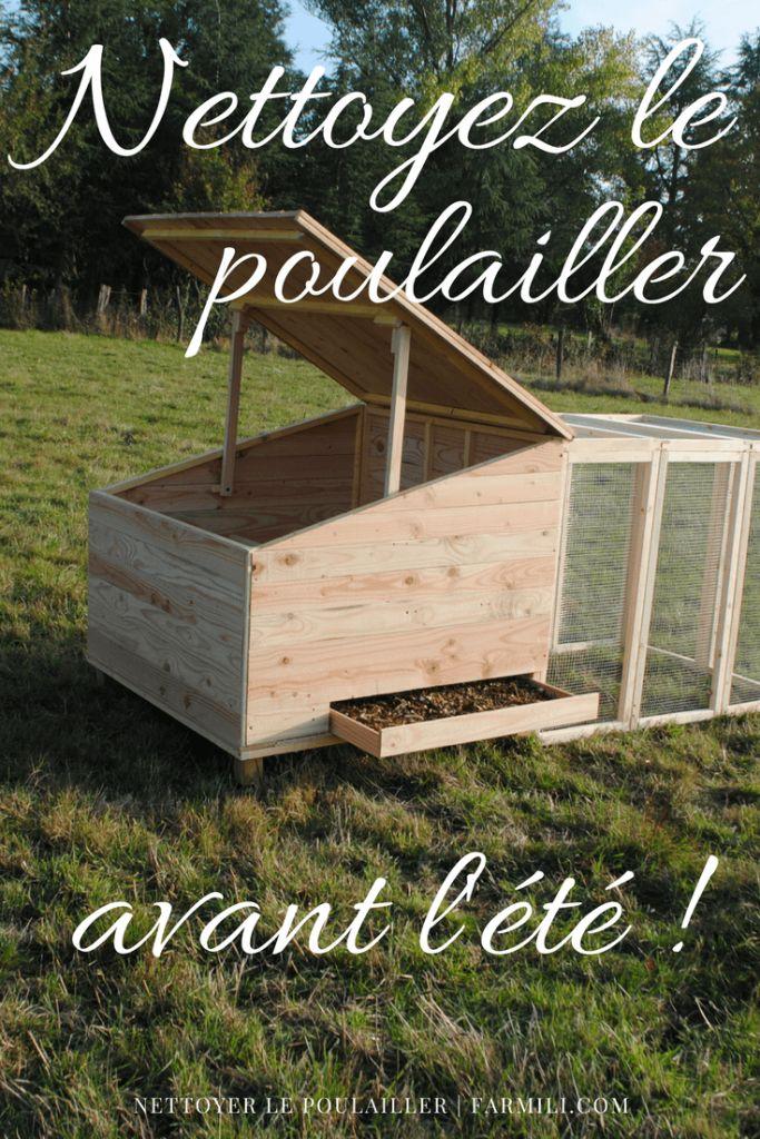 nettoyage-poulailler-compostage-poules