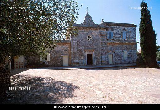 muhraka monastery on mount carmel
