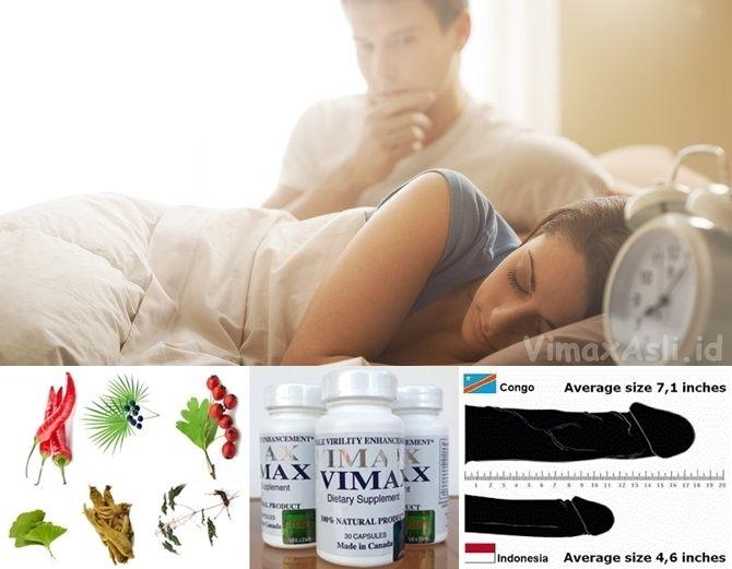 Manfaat dan Efek Samping Obat Vimax