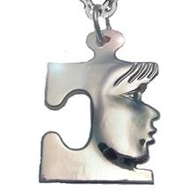 facing autism: Autism Accepted, Faces Autism, Awareness Pendants, Autism Awareness, Autism Charms, Autism Advocaci, Autism Awesome, Autisim Pendants, Autism Pendants