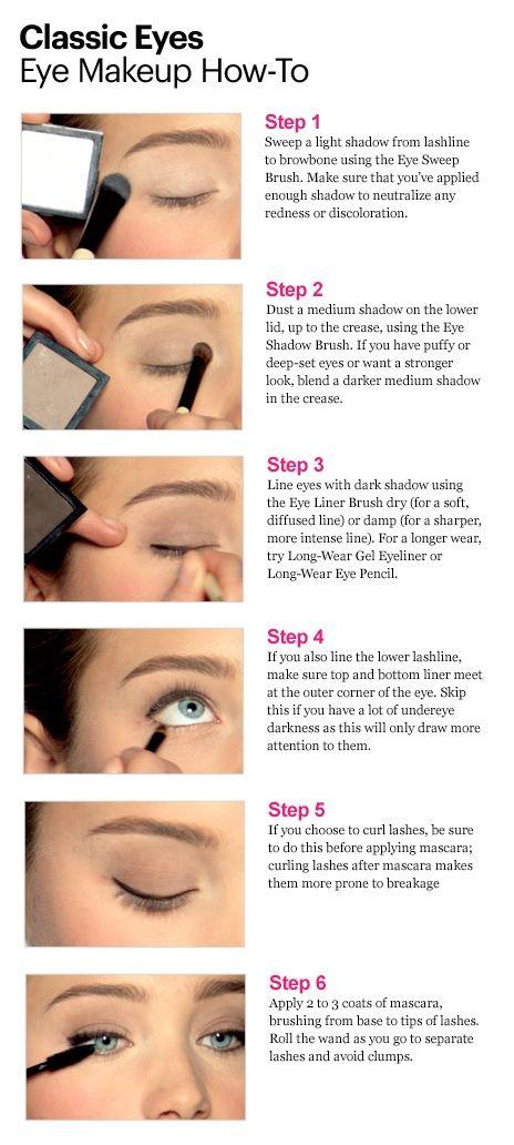 Bobbi's Make Up Lesson - Lesson 7 - Classic Eyes - Eye Make Up How-To