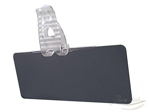 how to make a car visor extender