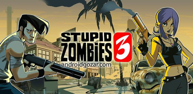 Stupid Zombies 3 2.5 Download game Stupid Zombies 3 + Mod