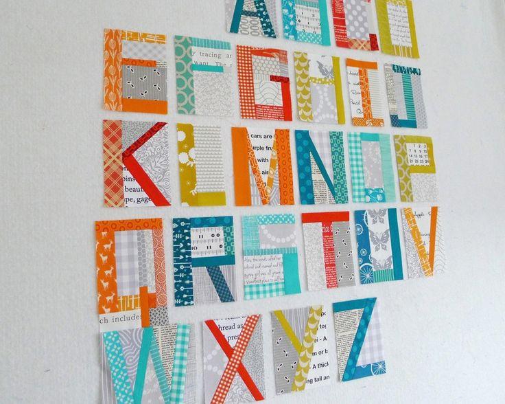 243 best images about Alphabet quilt/blocks on Pinterest The alphabet, Quilt and Word block