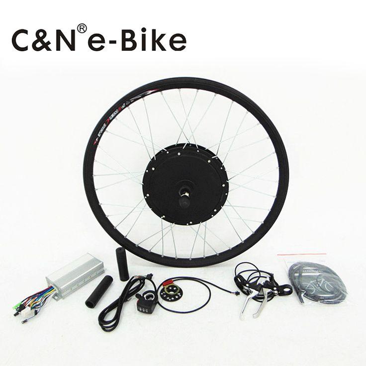 50 км/ч высокоскоростной электрический велосипед комплекты дорожный велосипед conversion kit 48 В 1000 Вт