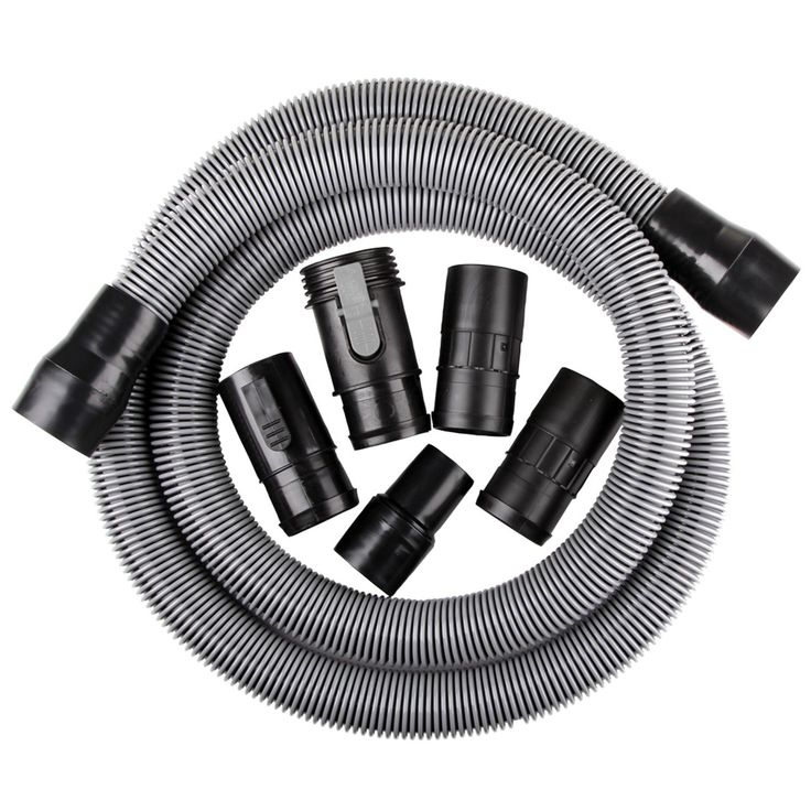WORKSHOP Wet Dry Vacuum Accessories WS17823A Wet Dry Vacuum Hose, 1-7/8-Inch x 10-Feet Heavy Duty Contractor Wet Dry Vac Hose for Wet Dry Shop Vacuums. The WORKSHOP Wet/Dry Vac Contractor-Grade hose is four times more durable than the standard wet dry vacuum hose. This wet dry vacuum hose is more flexible than a standard vac hose. Most shop vacuum hoses are somewhat rigid and crimp easily, but the WORKSHOP wet/dry vac Contractor Grade hose is more flexible and rotates at the collar to…