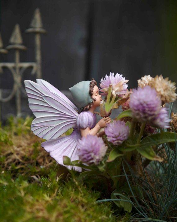 Fairies in the Garden  Flower Fairy Photograph Fine by DovieMoon, $20.00