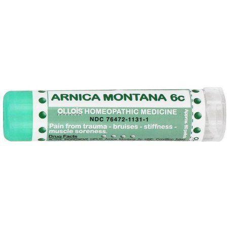 Ollois Arnica Montana 6c Pellets, 80 CT (Pack of 2)