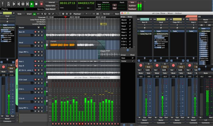 The 5 Best Audio Tools For Linux